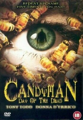 Candy Man 3 Day of the Dead DVD 1999 Clive Barker Cult Horror Film Movie RARE