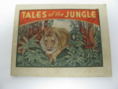 Tales Of The Jungle Brochure Dr, Miles Nervine Medicine Tablets Alka-Seltzer