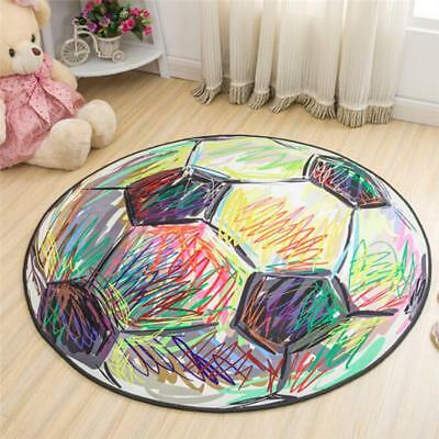 Children Kids Game Play Mat Baby Crawling Rug Carpet Cotton Blanket Playmat JA
