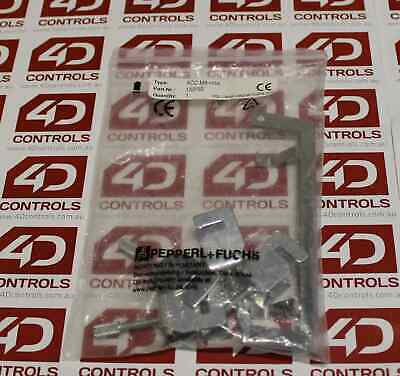 Pepperl and Fuchs ACC-MB-HSK Screening Earthing Kit - New Surplus Open