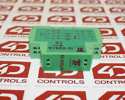 Transtech II-035/A Safety Relay - Used