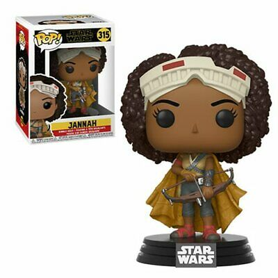 Star Wars: The Rise of Skywalker Jannah Pop! Vinyl Figure