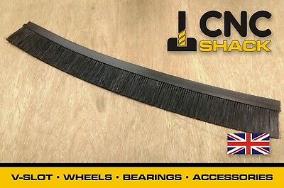 Flexible Brush Strip for CNC Dust Shoes - 1 Metre Length - worldwide shipping