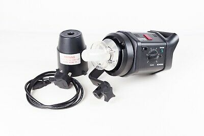 Bowens Gemini GM200. High Quality Compact Studio Flash Head in Exc. Condition
