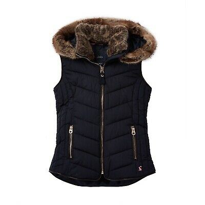 Joules Girls Aw19 Alanis Gilet In 2 Colours