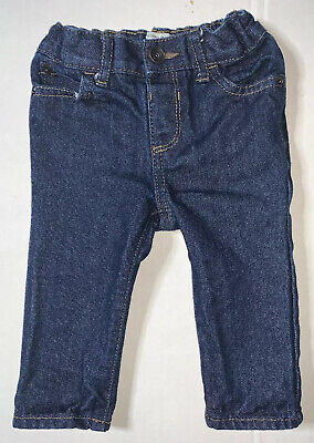 Preowned- The Childrens Place Skinny Denim Jeans Kids (Size 12-18 Months)