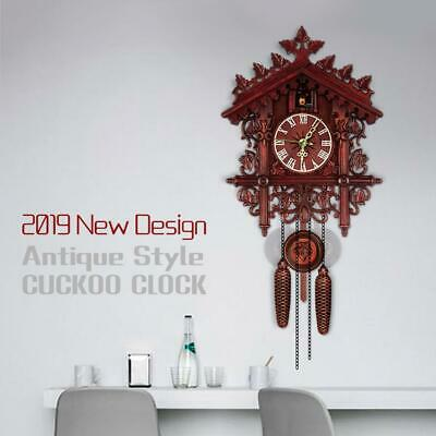 Wall Cuckoo Clocks Black Forest Wooden Cuckoo Clock Black Forest Hand-Carved Cuc