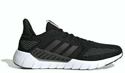 adidas Asweego CC Climacool Men Running Shoes Training Sneakers Black Sz 11.5