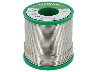 SN955HF32/1.5/1.0 Soldering wire Sn95Ag4Cu1 1.5mm 1kg lead free  STANNOL
