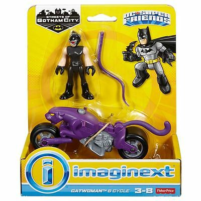 Fisher Price Imaginext SUPER amiche Robin gli eroi di Gotham City Collection