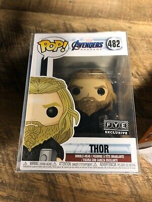 **IN HAND** FYE EXCLUSIVE Funko Pop! End Game Avengers Fat Thor with Hammer