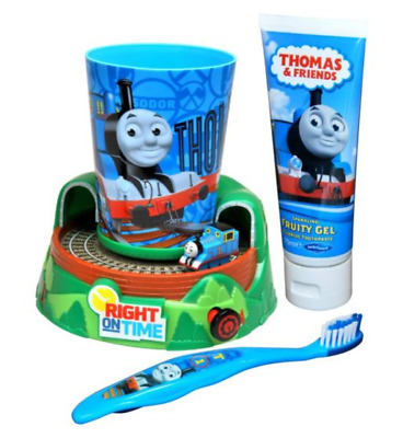Thomas and Friends Toothbrush Timer Train Gift Set