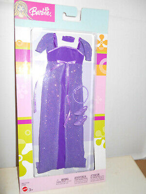 C1191 #C1356 NRFB Barbie Fashion Ave Royal Circle Pink Gown with Tiara Asst