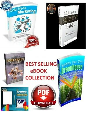 NEW Best selling ebook collection PDF+eBooks+MRR+Free shipping  ebook best sell