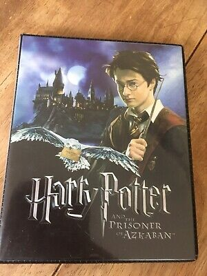 Harry Potter Prisoner Of Azkaban Cards - Complete Base And Foil With Folder