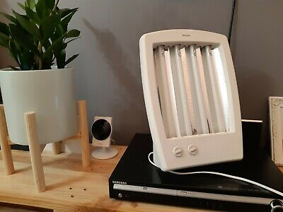 Philips HB 175 Facial Tanning Sun Home Solarium Lamp UV Face Tanner  Sun lamp