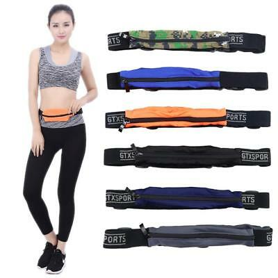 Travel Secret Waist Money Belt Protect Hidden Security Pouch Wallet Pocket