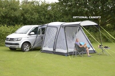 Kampa Travel Pod Motion Air Vw Driveaway Camper Awning 2018 Clearance