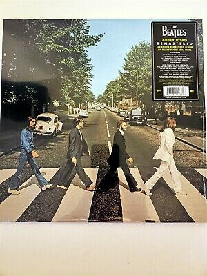 The Beatles - Abbey Road (remastered vinyl)