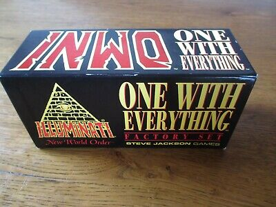 INWO One with everything Factory card Set – All 450 pieces Illuminati New World