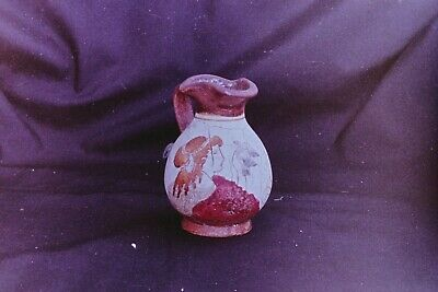 Authenticated reproduction of ancient Greek pitcher