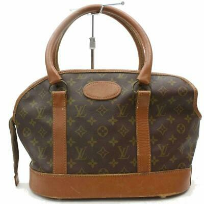 Louis Vuitton (Ultra Rare) French Co Vanity Boston 870586