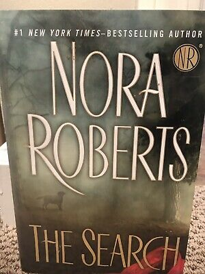 The Search by Nora Roberts (2010 HC W/ DJ VERY GOOD COND. FREE SHIP