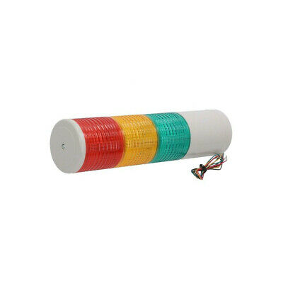 ST80ML324RAG Signaller tower continuous light Colour red/amber/green  QLIGHT