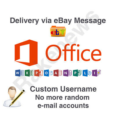 Instant MS Office 365 Pro Lifetime Custom Account 5 Devices 5TB Windows Mobile