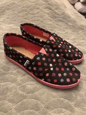 Toms Girls Shoes Size 5Y