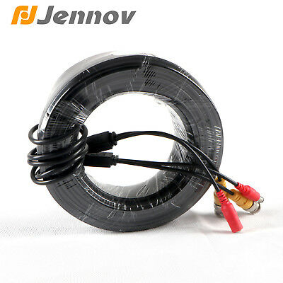 100ft Feet RS485 Signal Transmission Cable for Control CCTV PTZ Security Camera