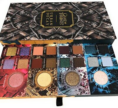 Urban Decay Game Of Thrones Eye Shadow Palette GOT - NEW IN BOX AUTHENTIC NIB