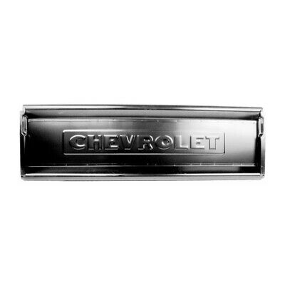 47 - 53 Chevy Pickup Truck Tailgate - With CHEVROLET Logo