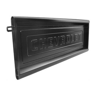 54 - 87 Chevy Pickup Truck Tailgate - Stepside / With CHEVROLET Logo