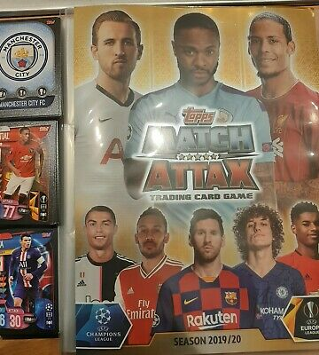 Match Attax 2019/2020 19/20 Cards inc limited edition 100 clubs
