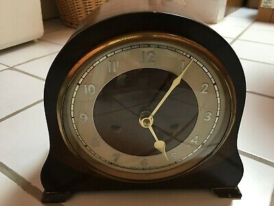 ANTIQUE SMITHS ENFIELD VINTAGE WORKING  Clock