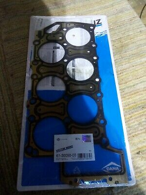 STAINLESS STEEL Decompression head spacer Plate and gasket VW AUDI R32 TURBO
