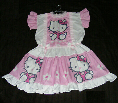 Hello Kitty Adult Baby SISSY MAID Travestie