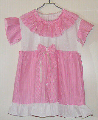 Adult Baby Kleid sissy maid Travestie TV Gr.XXL