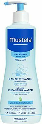 Mustela Physiobebe No-Rinse Cleansing Fluid 500ml