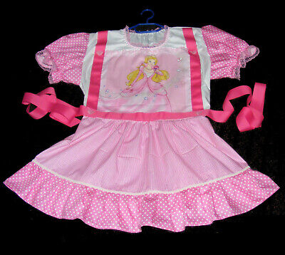 Adult Baby Prinzessin sissy maid Travestie TV Gr.XXL