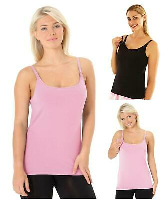 Emma Jane Nursing Top 821 Drop Clip Breast Feeding Top Maternitywear