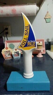 Full Sail Very Special Pale Beer 10 Inch Tap Handle Brand New In Bag