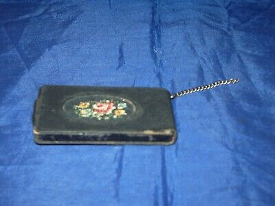 Metal Charge Card Carrying Case