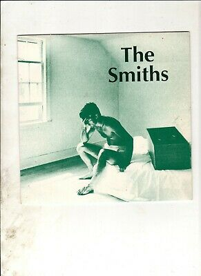 "THE SMITHS William it was Really Nothing UK 7"" w/PS INDIE Morrissey"