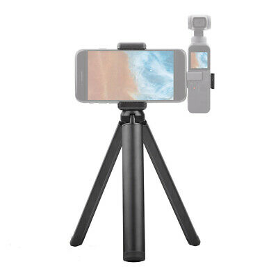 For DJI OSMO Pocket Gimbal Camera Cell Phone Clip Holder Mount+Tripod Stand T7N8