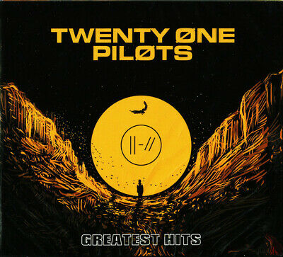 Twenty One Pilots The BEST HITS 2CD Collection NEW