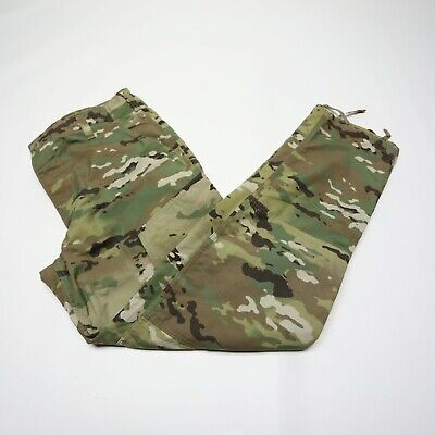 US Military Army Issue Men's Multicam Camo Combat Pants Trousers Medium Reg NWT