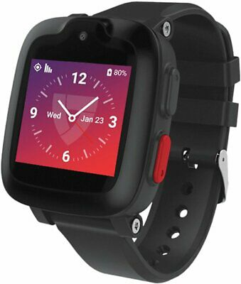 Medical Guardian Freedom Guardian Medical Alert Smartwatch (AT&T) - Black - (VG)