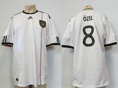 Germany 2010 2011 home shirt adidas Ozil #8 jersey size XL World Cup 2010